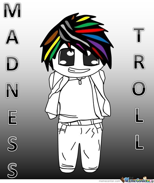 Madnesstroll Artswap Hope Ya Like :3