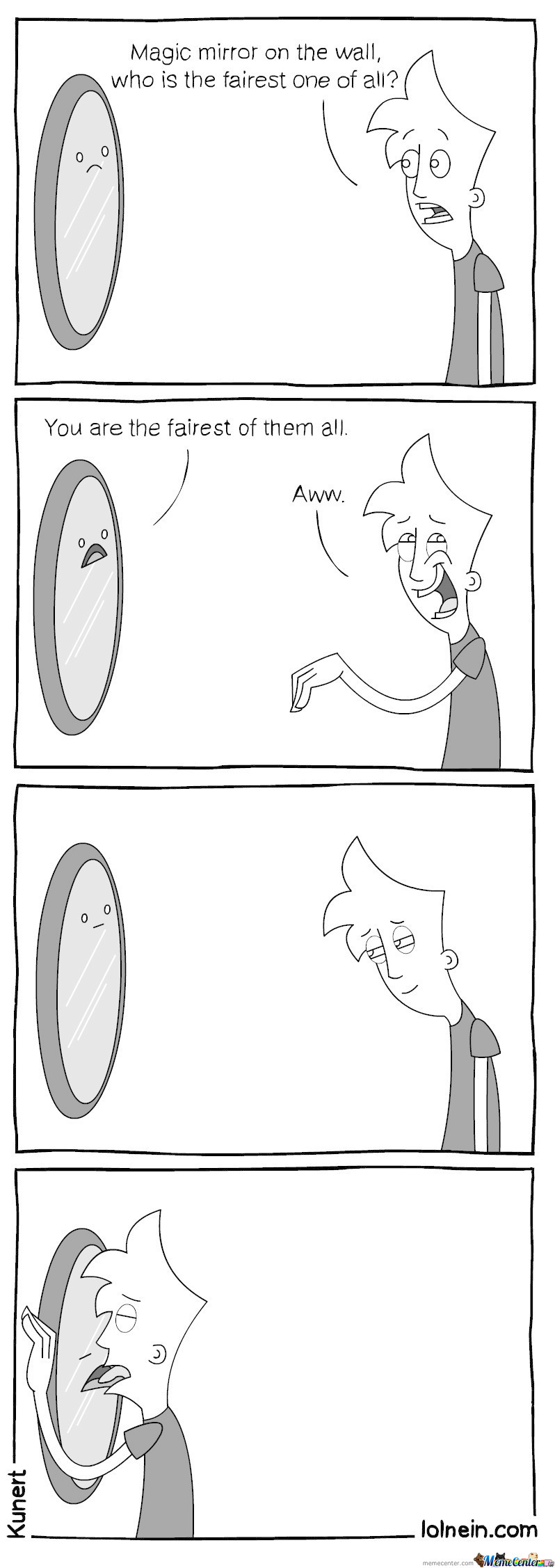 Magic Mirror (Part 2)