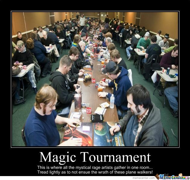 Magic The Gathering by IsleyoftheNorth - Meme Center