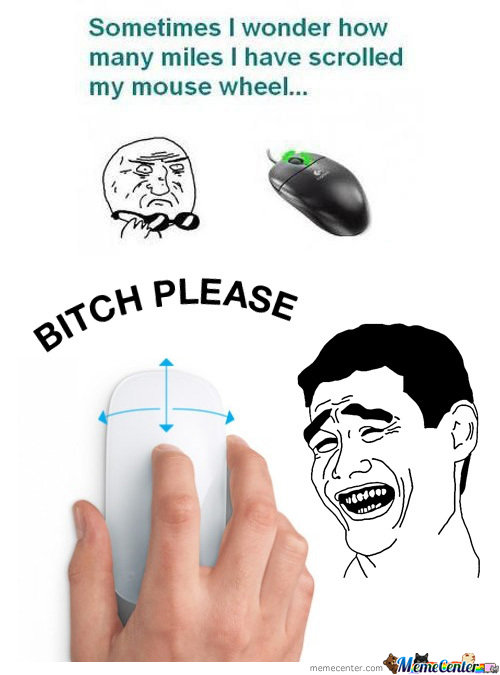 """Magic""Mouse"