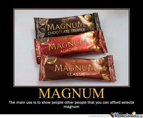 Main Use Of Magnum