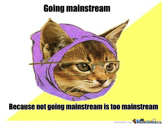 Mainstream Cat