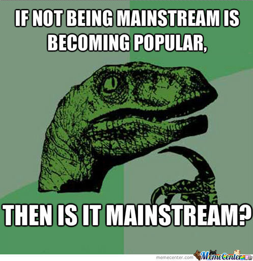 Mainstream Raptor