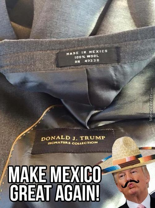 Make Mexico Great Again