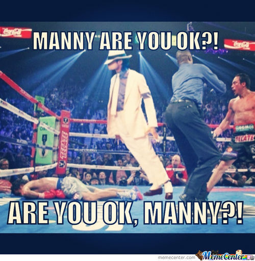 Making Fun Of Pacquiao