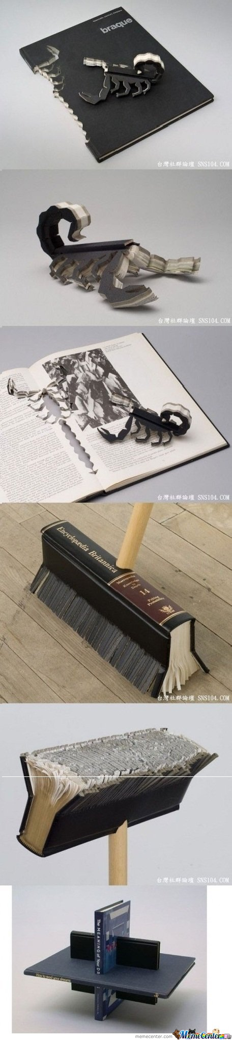 Making Proper Use Of Books