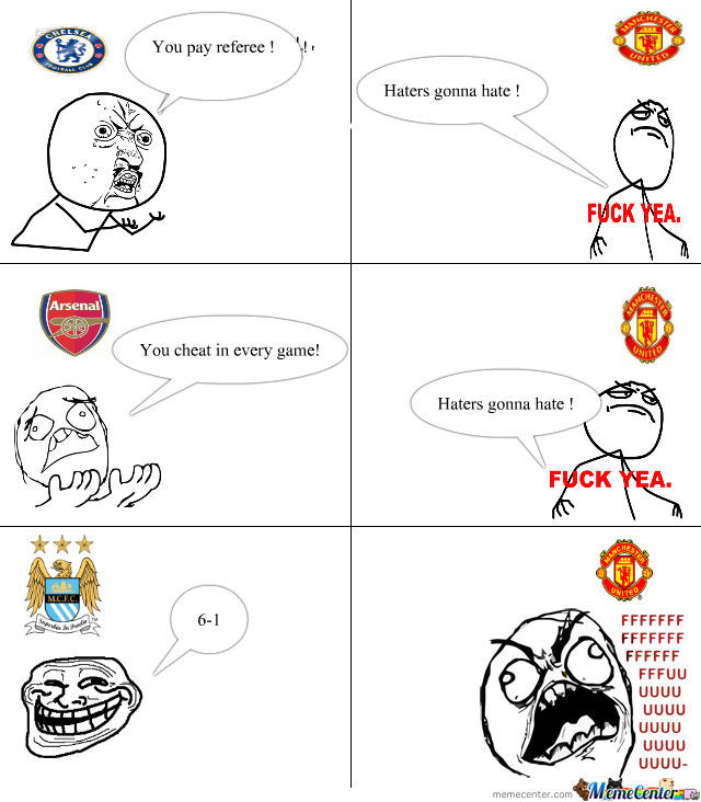 Man Utd Trolled