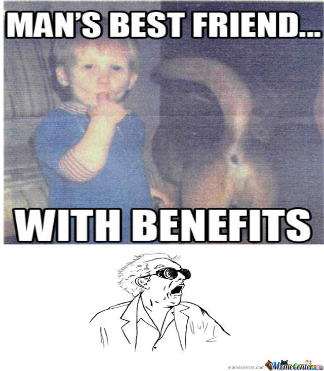 Mans Best Friend