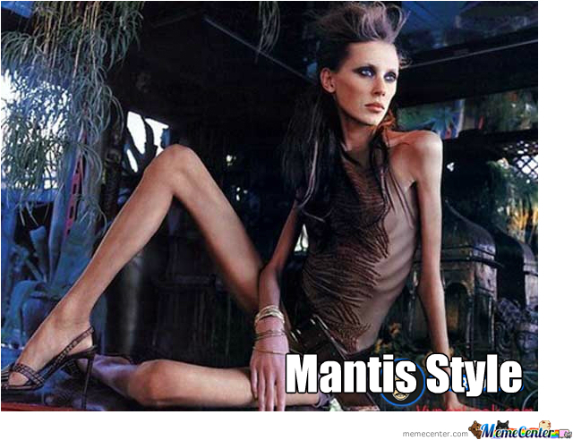 Mantis Is The New Black
