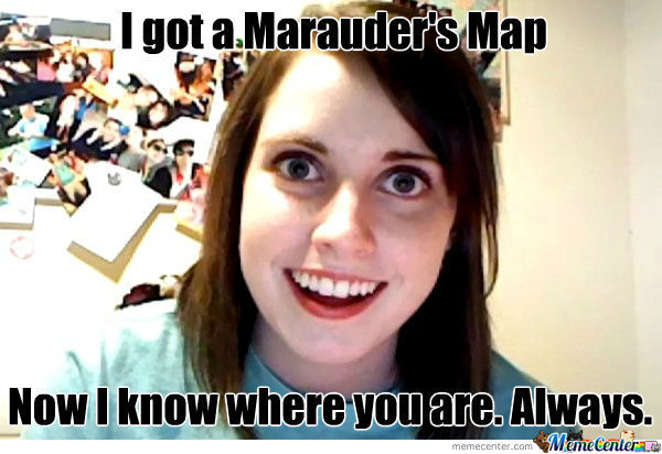 Marauder's Map Abuse?