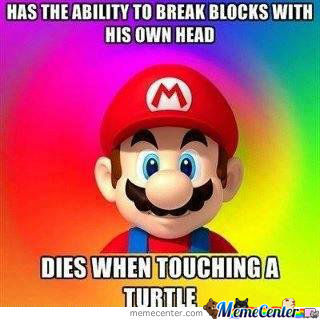 Mario Disagreement