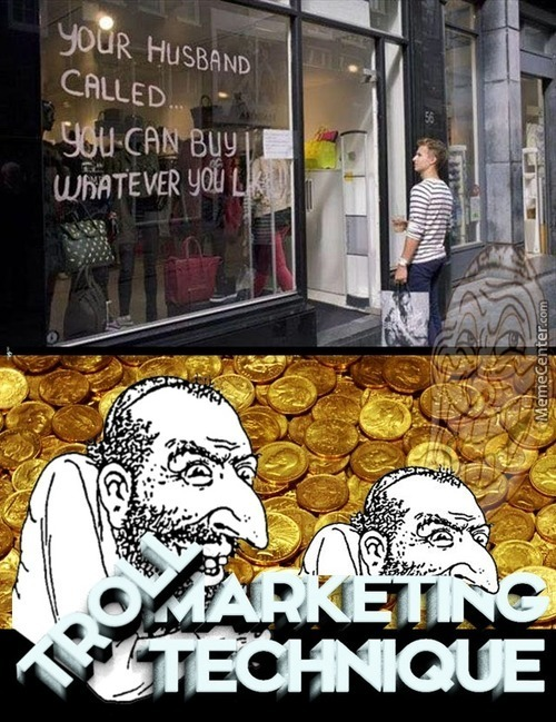 Marketing Intensifies