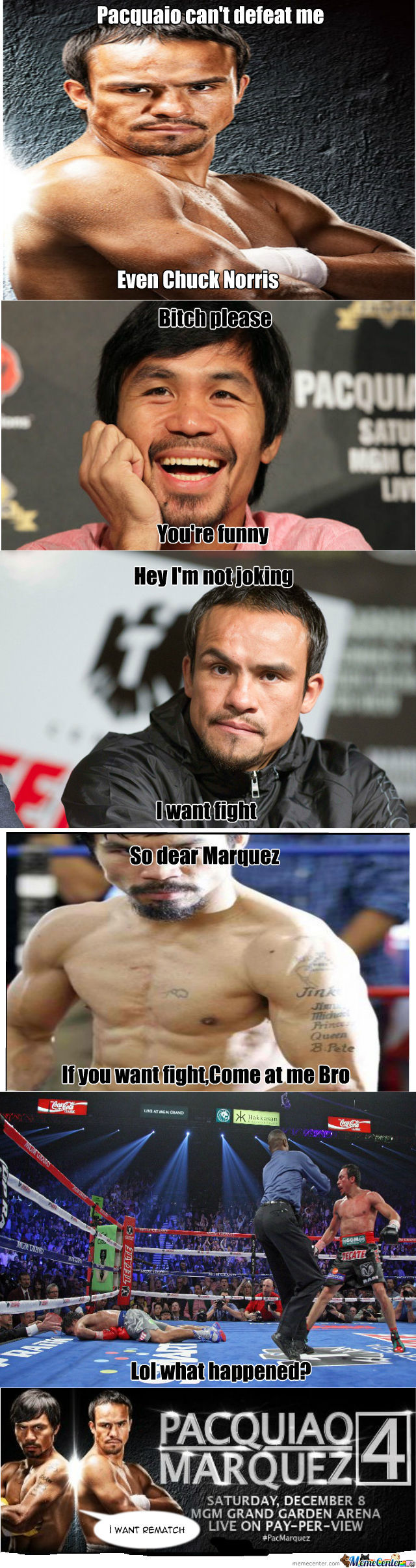Marquez Come At Me Bro