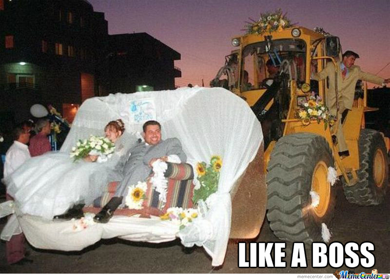 Marriage Like A Boss