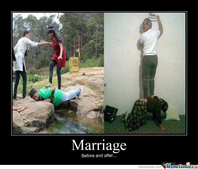 Funny Memes Marriage : Funny marriage meme images best humor