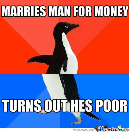 Marry For Money