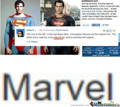 Marvel Supes