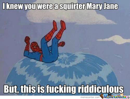 Mary Jane Wat The Hell