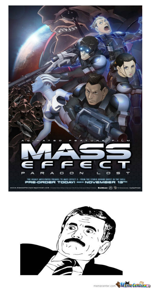 Mass Effect Movie