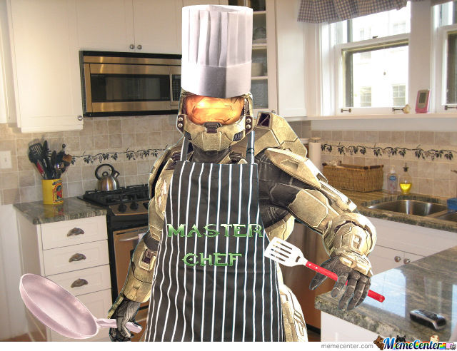 Master Chief (Chef)