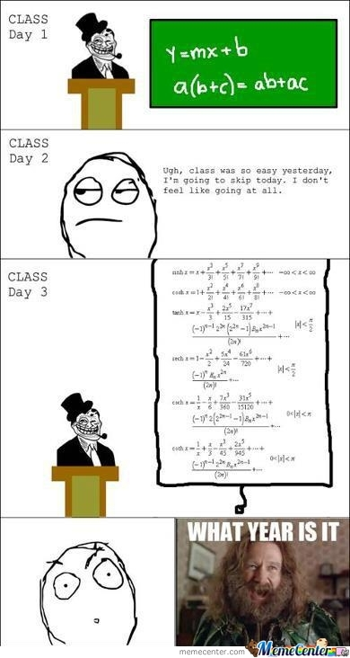 Maths - Happens!!