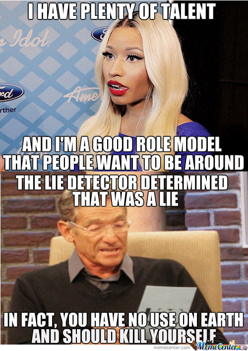 Maury On Minaj