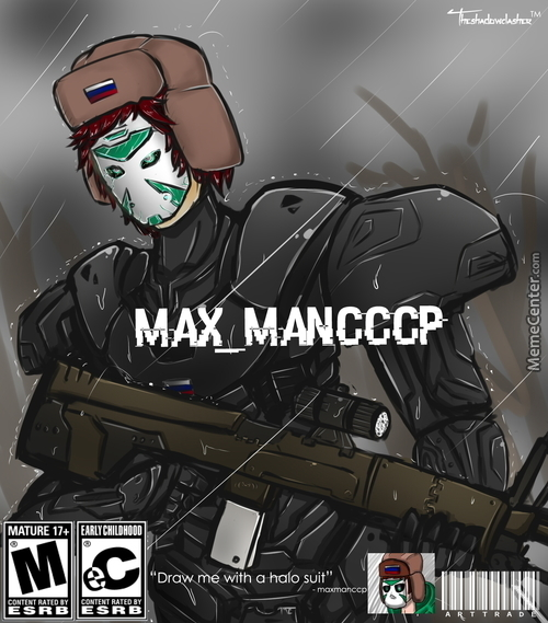 Max_Mancccp (Just A Regular Art Trade)