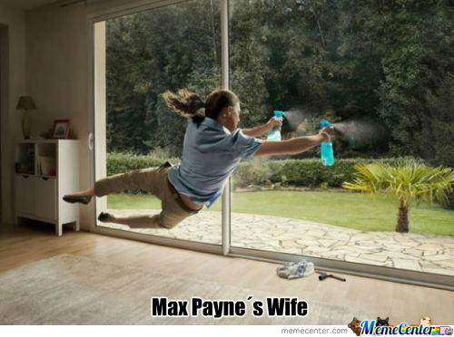 Max Payne´s Wife
