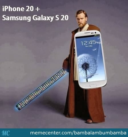 May The Geekness Be With You.