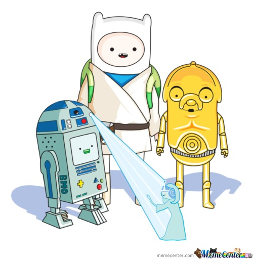 May The Glob Be With You.
