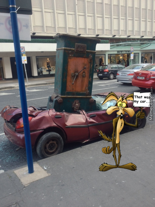 Maybe Wile E. Shouldn't Order From Acme, Maybe Discount Acme