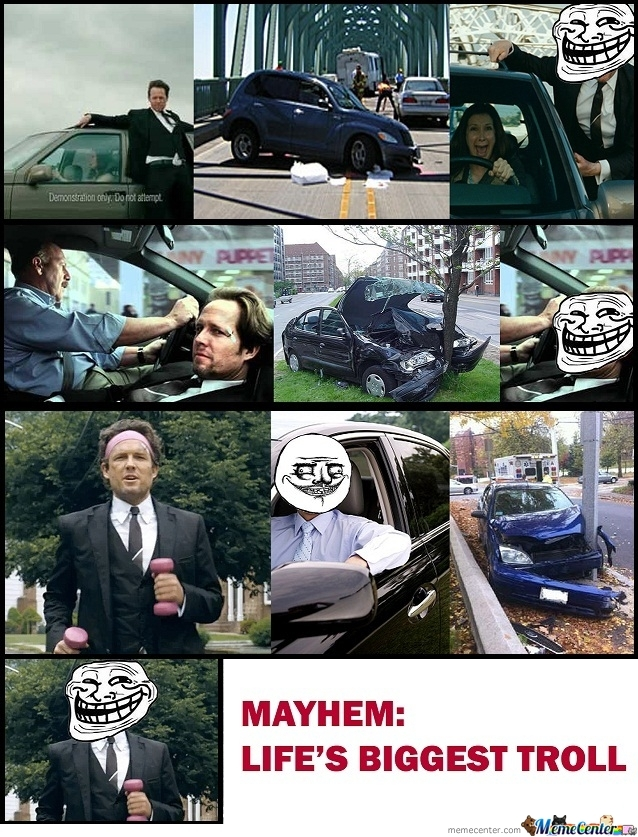 Mayhem Troll