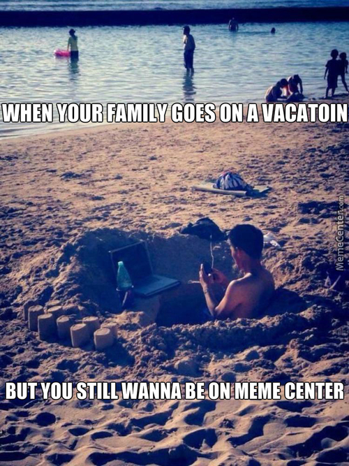 Mc Or Vacation?