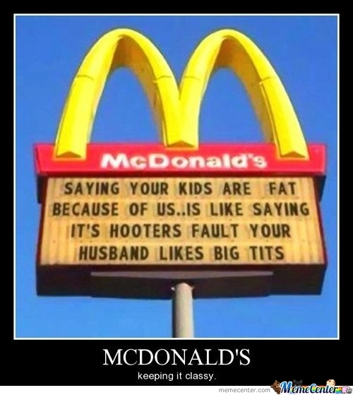 Mcdonalds Memes. Best Collection Of Funny Mcdonalds Pictures