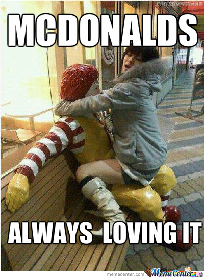 Mcdonalds by princess.noora.9  Meme Center