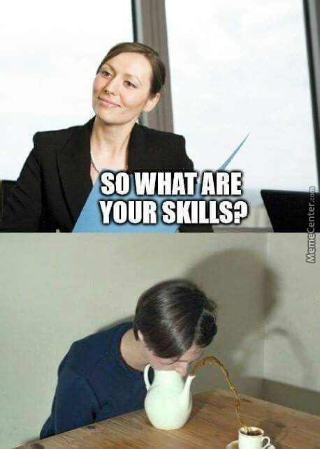 Me In Interviews