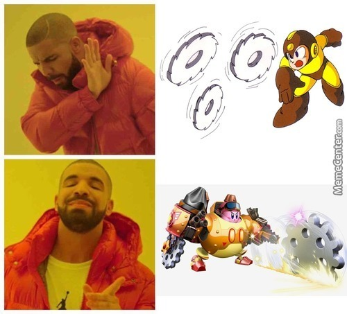 Me When I Finally Got Around To Playing Kirby Planet Robobot