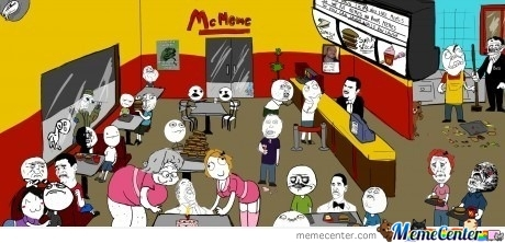 Meanwhile At Mcmeme