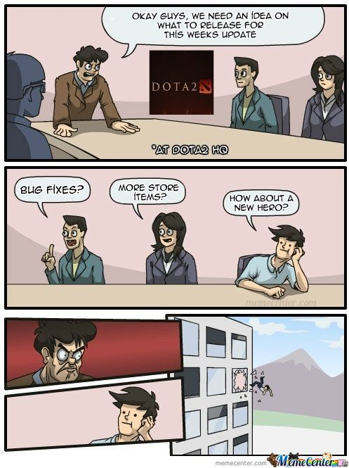 Meanwhile, At Valve Hq