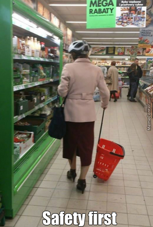 Meanwhile In A Polish Shop