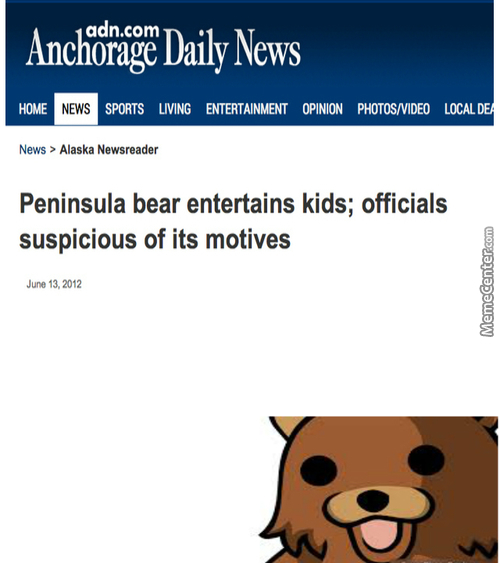 Meanwhile, In Alaska