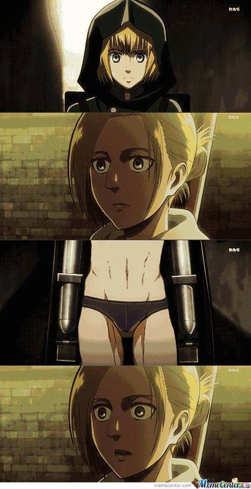 Meanwhile In Aot