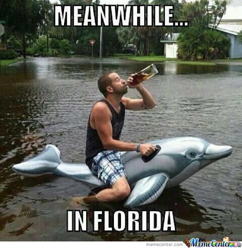 Meanwhile In Florida...