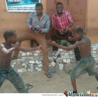 Meanwhile In India, 4D Gaming..