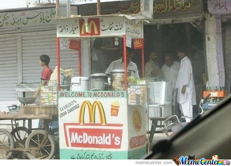 Meanwhile, In Pakistan
