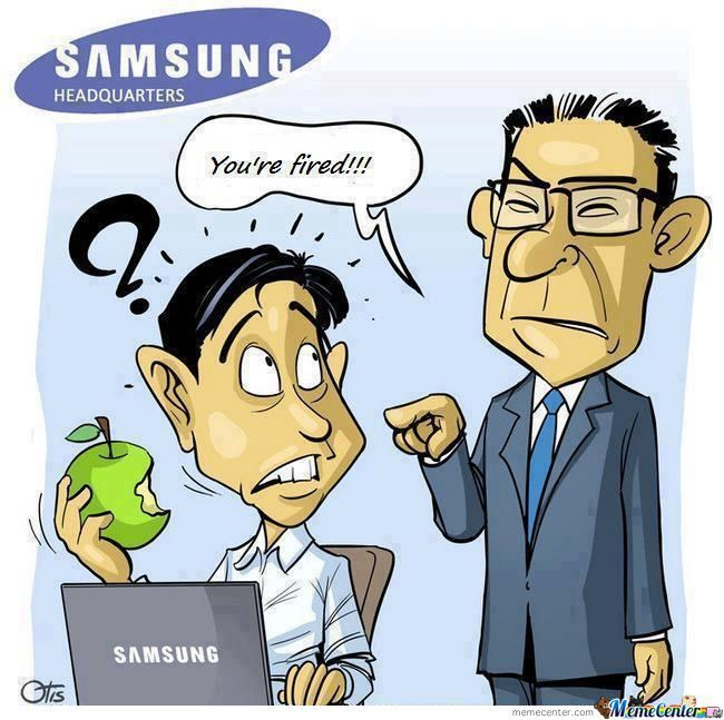 Meanwhile In Samsung
