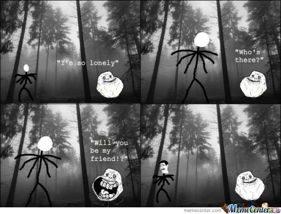 Meeting Slenderman