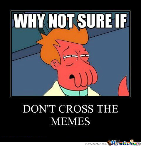 Meme Cross