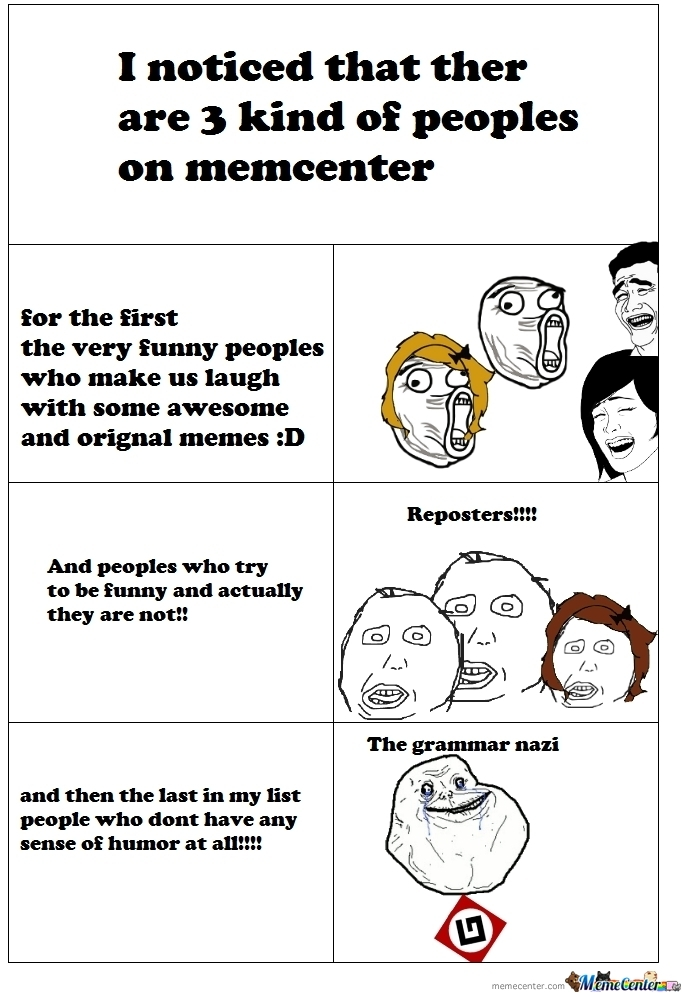 Memecener's People