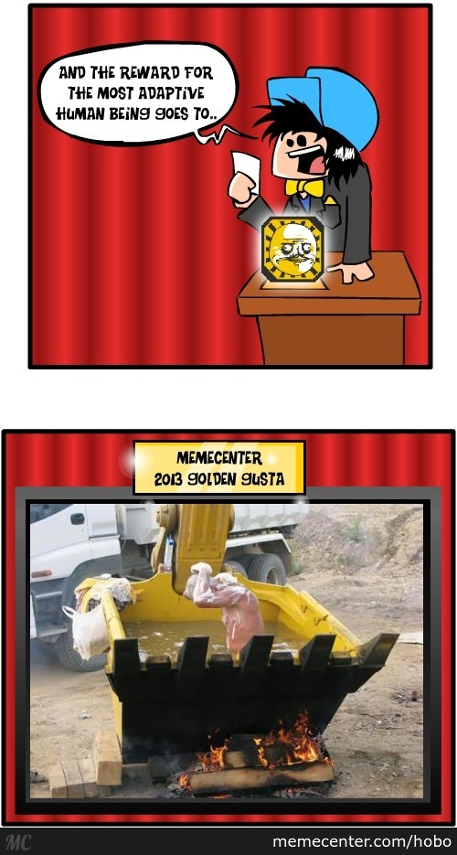 Memecenter 2013 Golden Gusta Reward #2